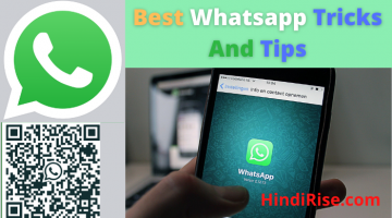 5+ Best Whatsapp Tricks And Tips in Hindi (2020)